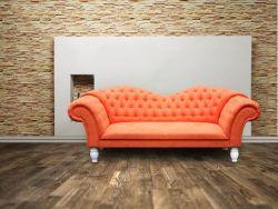 Pikowana Sofa CUPIDO 3 WT
