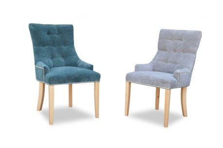 Pikowane krzesło DANIELS 2