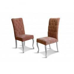 Pikowane krzesło LUDWIK 108 WT