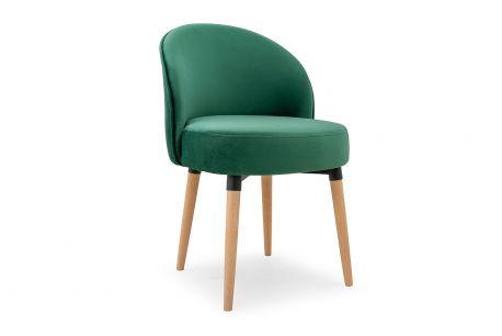 Krzesło Morty Green