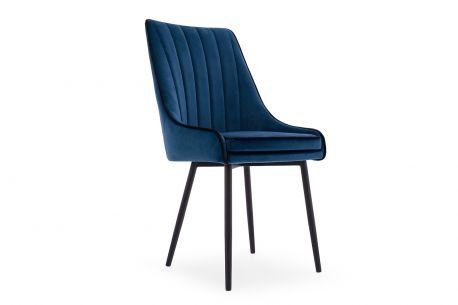 Krzesło tapicerowane tanie do salonu do kuchni. Due Lux