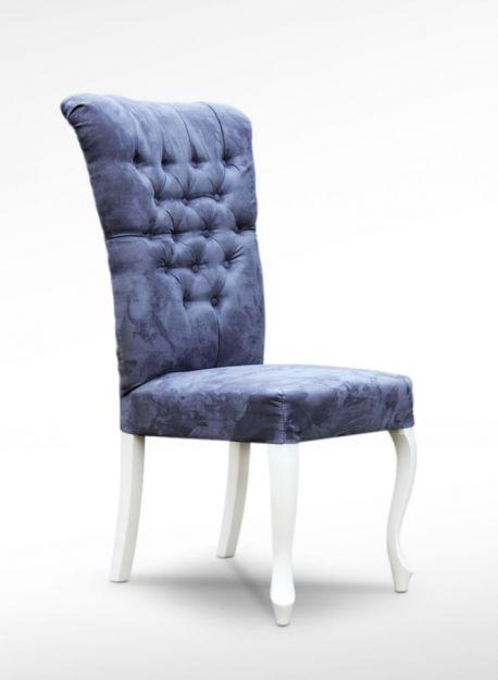 Pikowane krzesło VALENTINE 108