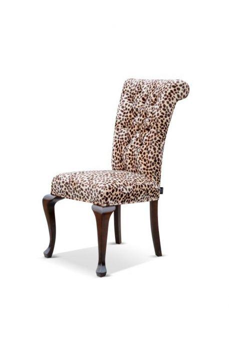 Pikowane krzesło MALAGA